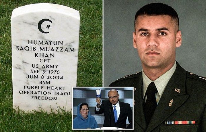 Life And Times Of Khizr Khan S Son Fallen Us Army Capt