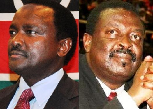 Image result for Kalonzo & Mudavadi