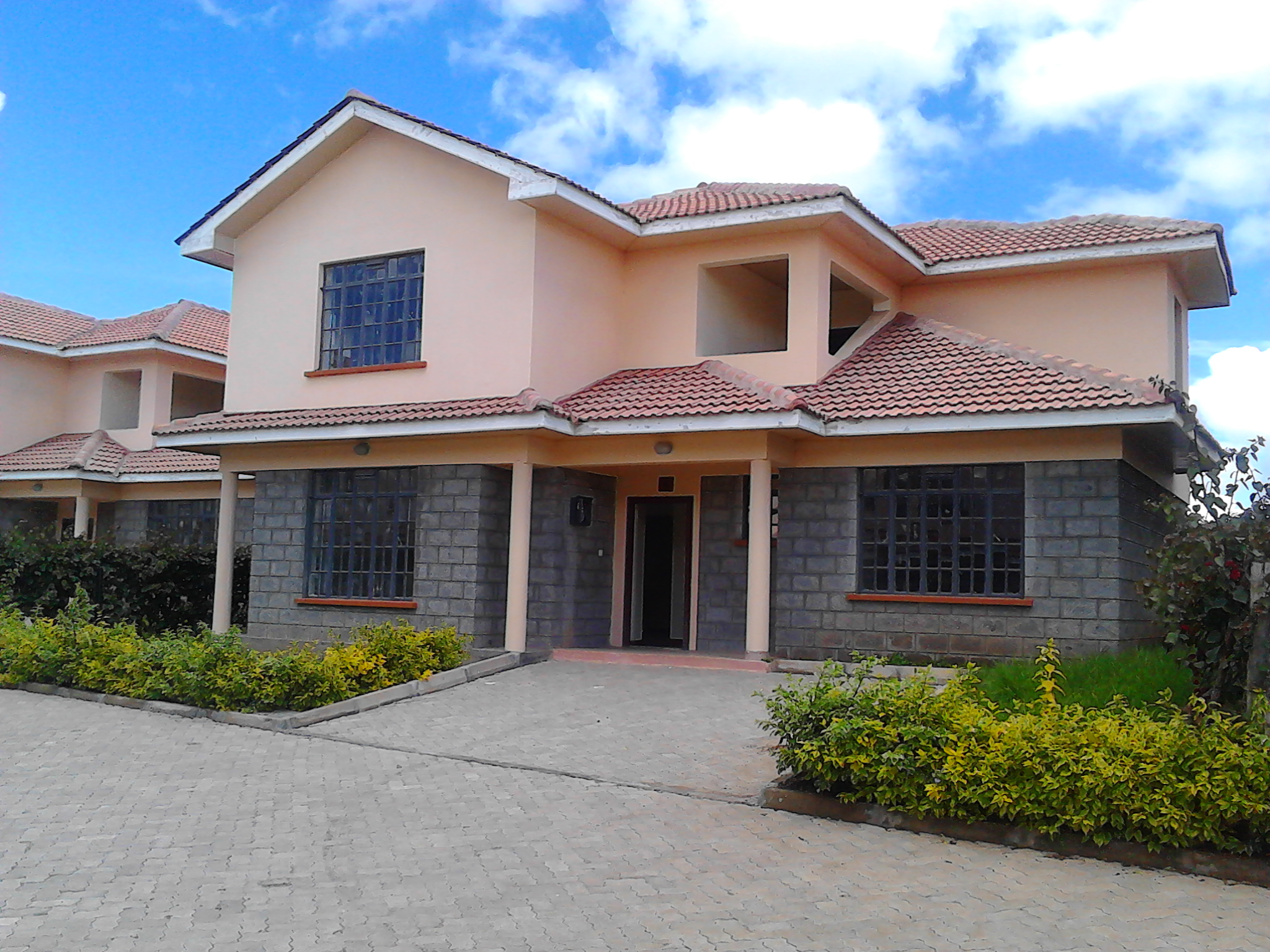 Easy clean way to acquire a home in kenya newsday kenya for House designs in kenya photos