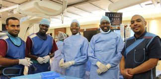 FIRST CARDIOLOGY FELLOWSHIP PROGRAMME INTRODUCED IN THE REGION AT AGA KHAN UNIVERSITY HOSPITAL