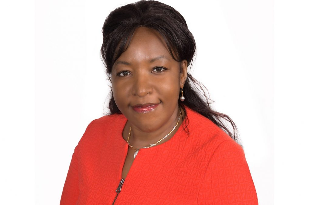 Businesswoman Agnes Kagure
